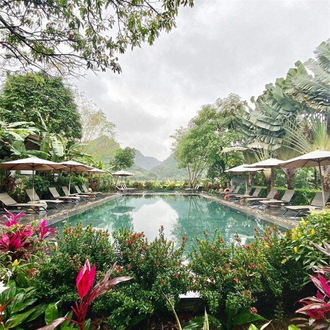 Đại diện duy nhất của Việt Nam lọt vào top khách sạn lên hình đẹp nhất thế giới, xem ảnh sống ảo mới hiểu lý do vì sao - Ảnh 4.