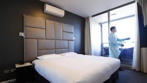 Nhiều nước sử dụng khách sạn làm nơi cách ly