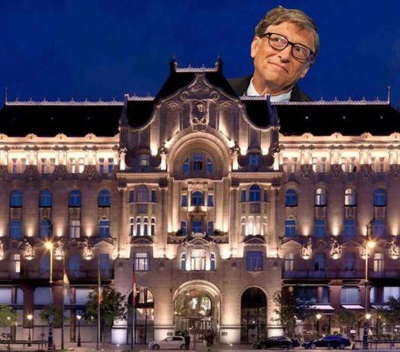 Bill Gates nắm quyền kiểm soát tập đoàn khách sạn Four Seasons