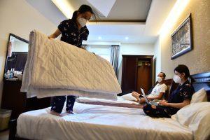 Gần 500 khách sạn TP.HCM đăng ký làm điểm cách ly F1